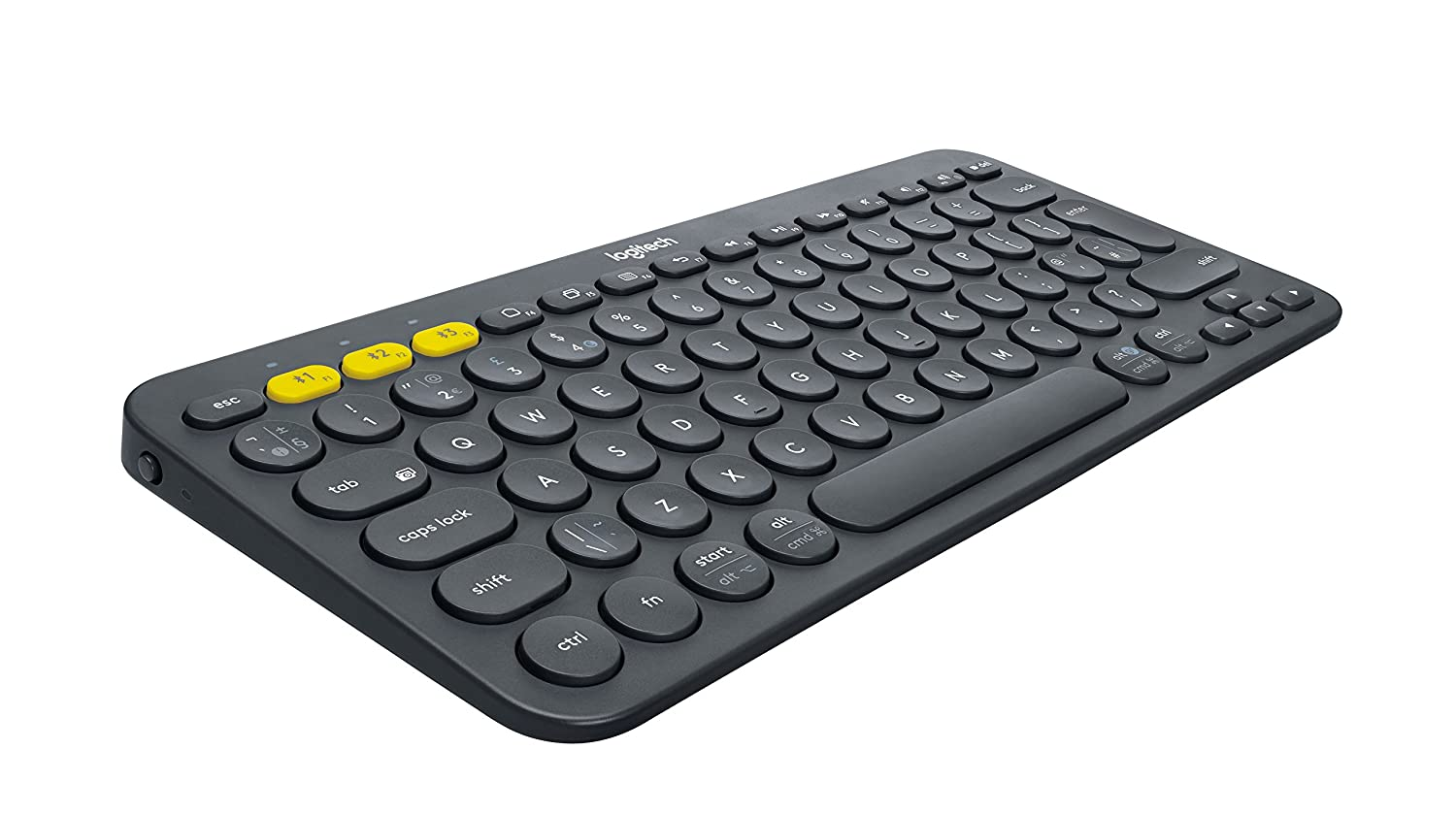 iOS and Apple TV Mac Black Logitech MX Anywhere 2 AMZ Wireless Bluetooth Mouse for Windows and Mac Android QWERTY Chrome UK Layout Black Logitech K380 Multi-Device Bluetooth Keyboard for Windows