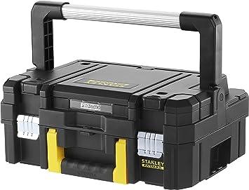 Stanley FMST1-71967 FMST1-71967-Maleta con asa de Aluminio Pro-Stack FatMax: Amazon.es: Bricolaje y herramientas