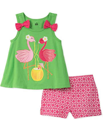 dc7a6e8a7 Kids Headquarters Baby Girls 2 Pieces Shorts Set