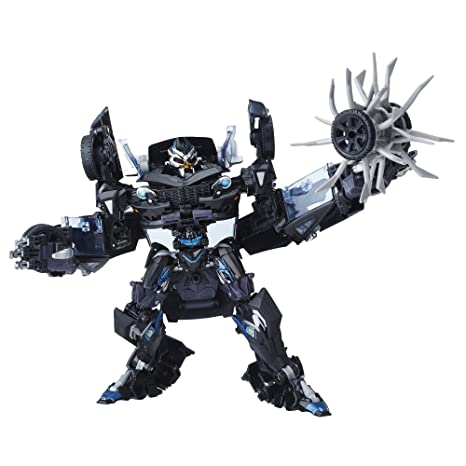 Amazon Com Transformers Masterpiece Movie Series Barricade Mpm 5