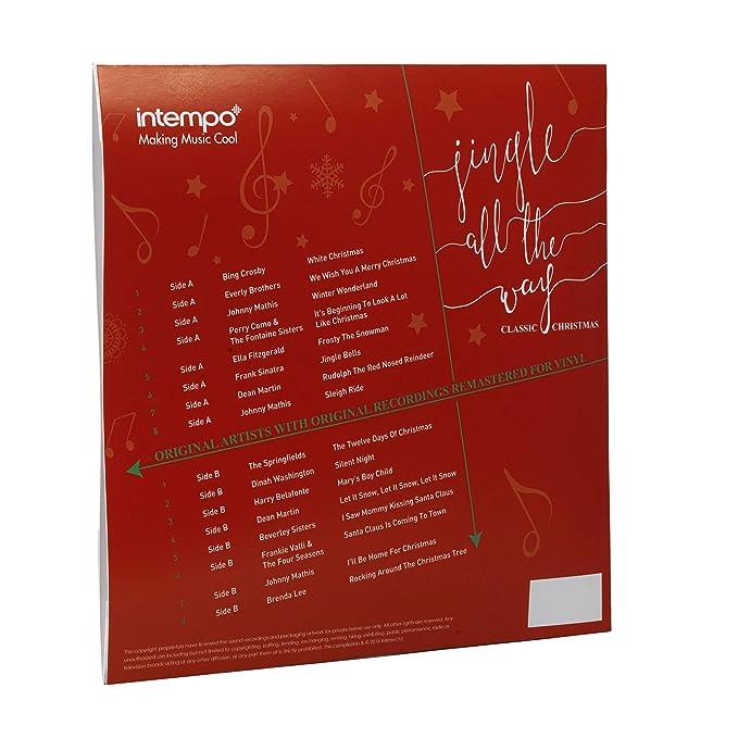 Álbum colección de los clásicos de Navidad Jingle All The Time ...