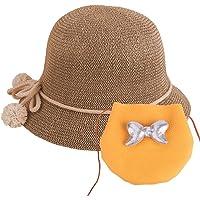 Sombrero de Paja para bebés Sombrero de Verano