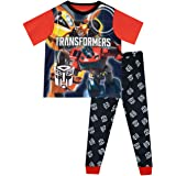 Transformers Boys' Bumblebee Optimus Prime Pajamas Size 4 to 10