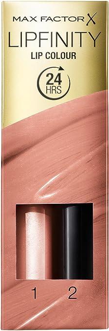 10 opinioni per Max Factor- Rossetto bifase Lipfinity, n° 06 Always Delicate, 1 pz. (1 x 2 ml)