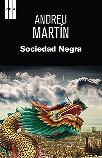Sociedad negra (NOVELA POLICÍACA) (Spanish Edition)