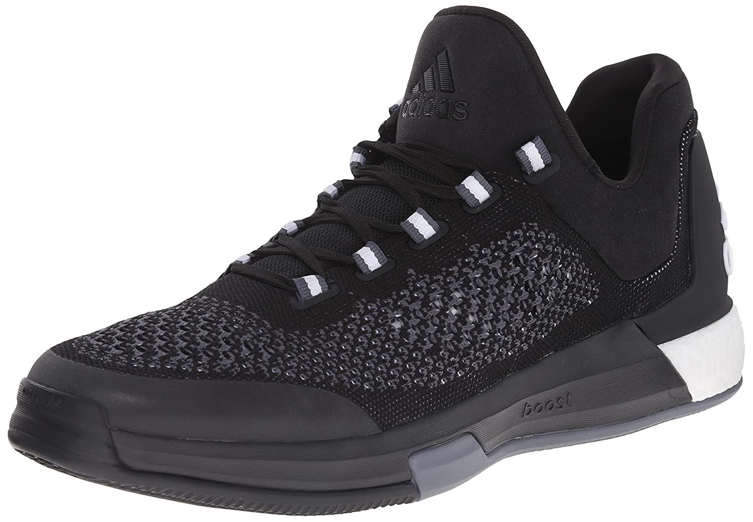 sneakers for cheap 6439f 68f0a ... schwollo.co adidas CrazyLight Boost 2016 Performance Review Materials adidas  Performance Mens 2015 Crazylight Boost Primeknit Basketball Shoe ...