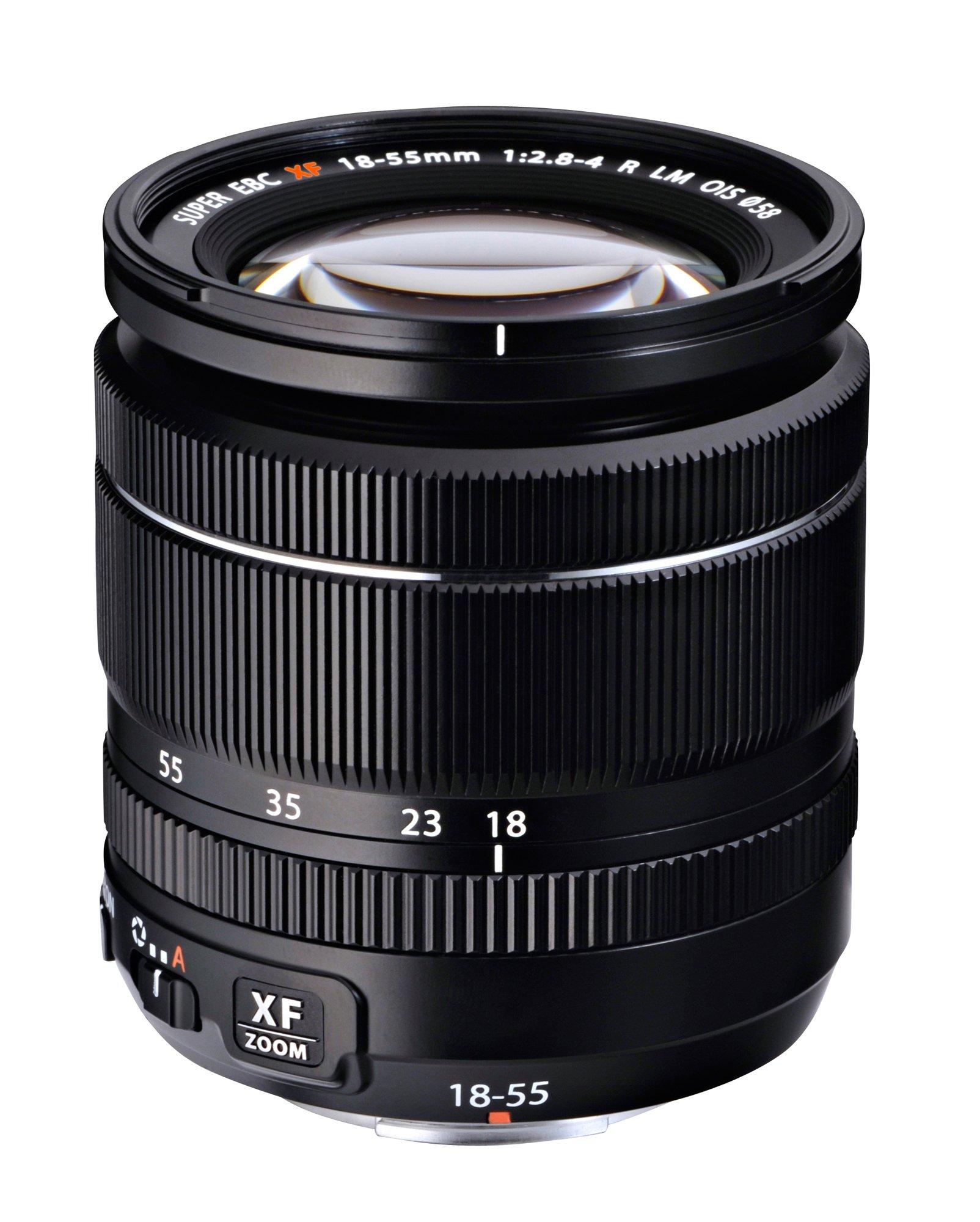 Fujinon XF18-55mmF2.8-4 R LM OIS by Fujifilm