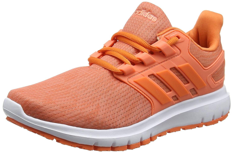 adidas Energy Cloud 2 W, Zapatillas de Entrenamiento para Mujer, Naranja (Orchid Tint Trace Orange 0), 37 1/3 EU