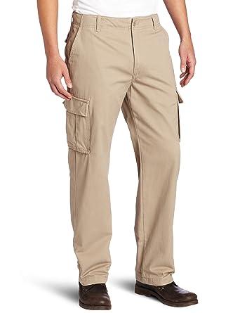 6d6b65f0 Nautica Men's Twill Cargo Pant at Amazon Men's Clothing store: Khaki Cargo  Pants