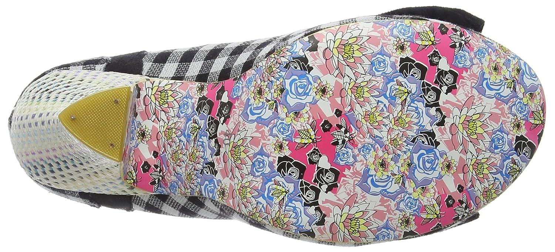 Irregular Choice Damen Curtain Call Pumps Schwarz Schwarz Pumps (Schwarz) b06e5f