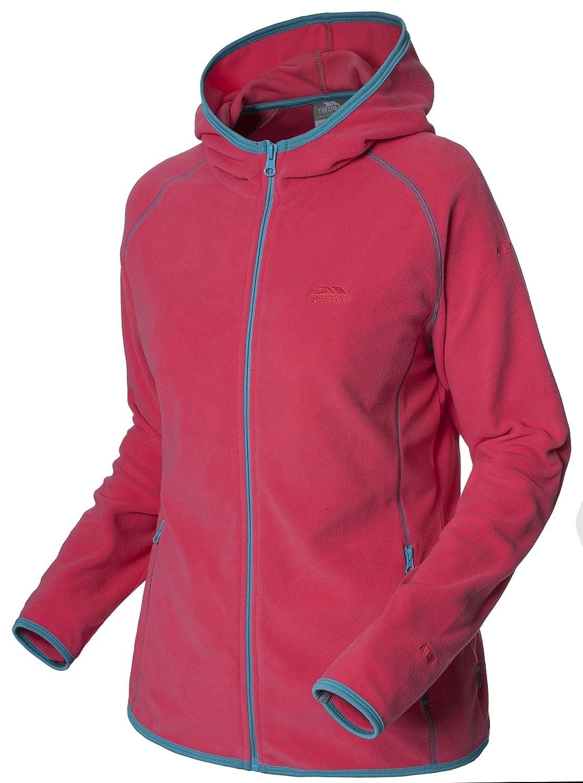 Trespass mens Trespass Womens/Ladies Kiana Half Zip Lightweight Microfleece Top Coral Blush 6/XXS at Amazon Mens Clothing store: