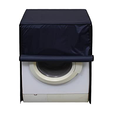Glassiano Washing Machine Cover for Front Load LG FH0B8QDL22 7KG