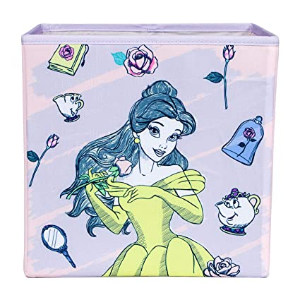 Amazoncom Everything Mary Belle Collapsible Storage Bin By Disney