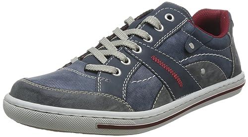 Sneaker von Rieker in Blau für Herren