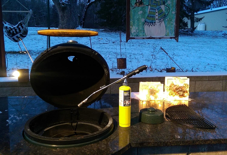 JJGeorge Grill Torch Charcoal Starter : Garden & Outdoor