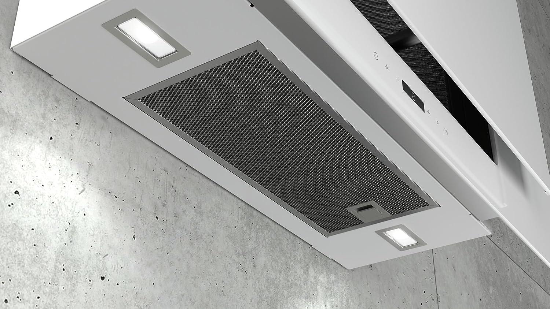 Siemens lc97flp20 dunstabzugshaube kaminhaube 89 cm led beleuchtung