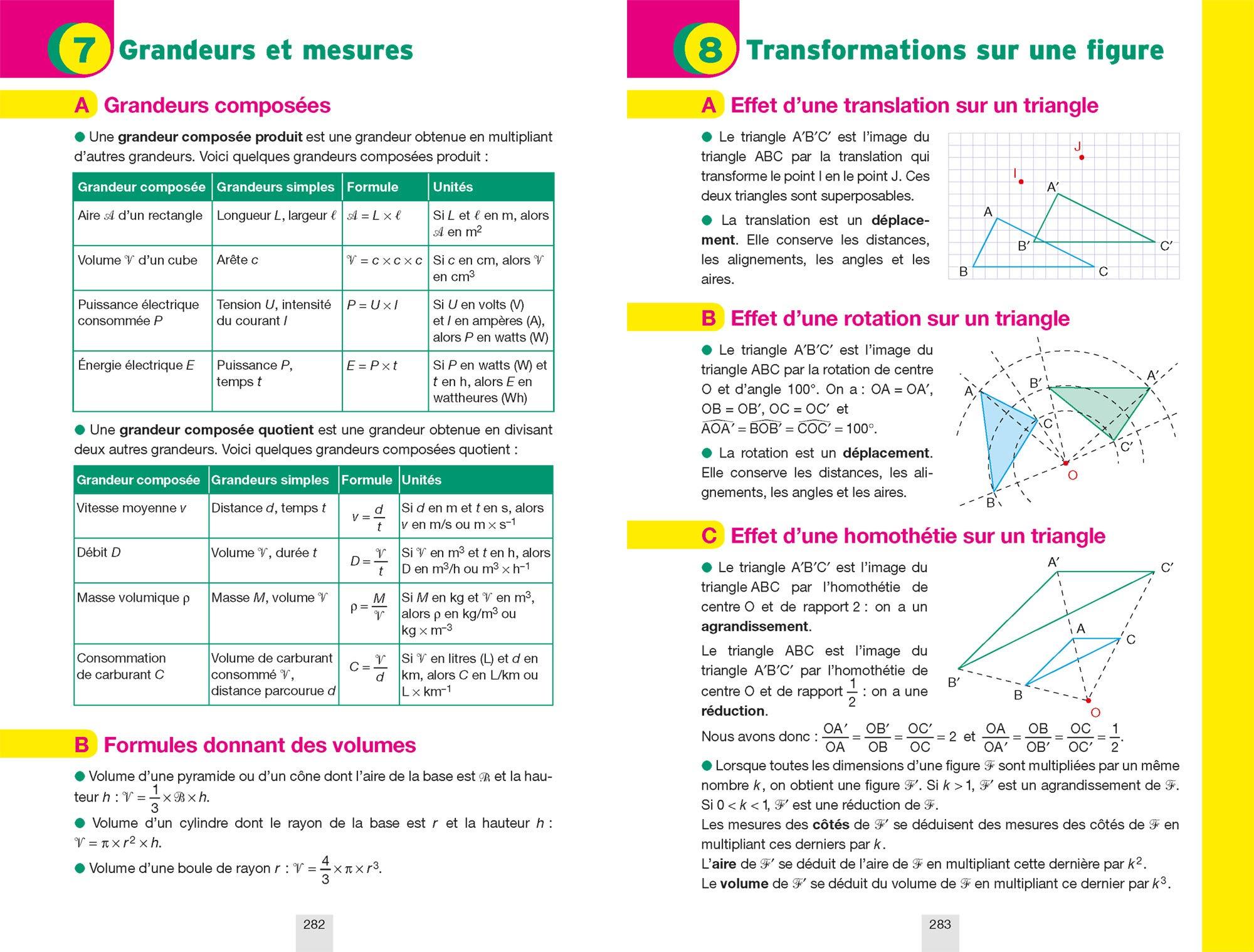 Annales du brevet Annabrevet 2019 Maths 3e: 90 sujets corrigés: 9782401045613: Amazon.com: Books