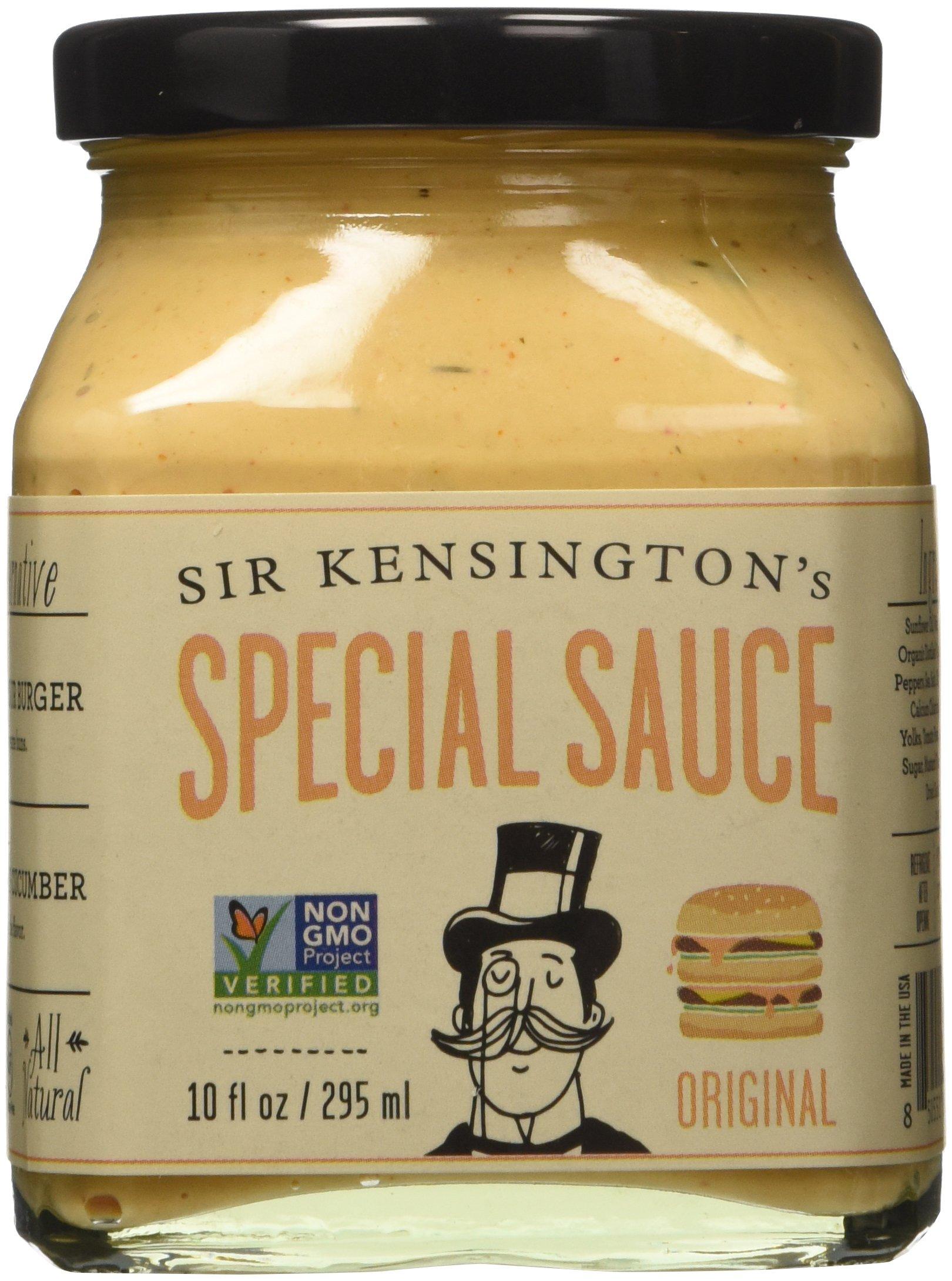 Sir Kensingtons BCA47828 Mayo Special Sauce, 6 x 10 oz