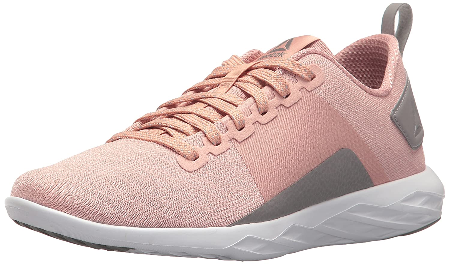 Reebok レディース B0714M64ZM 8.5 B(M) US|Chalk Pink/Powder Grey/White Chalk Pink/Powder Grey/White 8.5 B(M) US