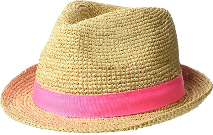 f6651a277a Lilly Pulitzer Women s Poolside Hat Natural One Size at Amazon ...