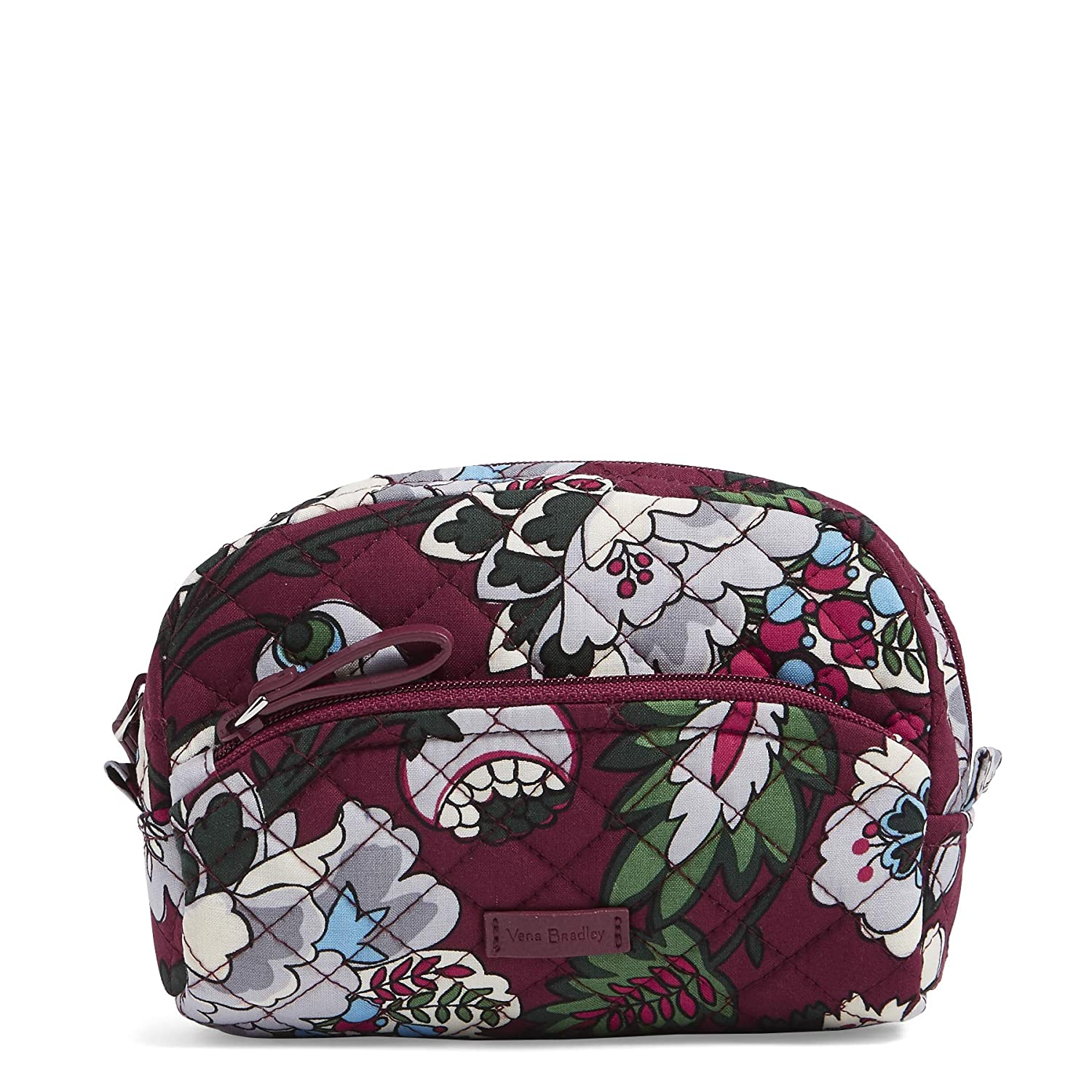 Vera Bradley Iconic Mini Cosmetic, Signature Cotton