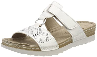 27216, Mules Femme, Argent (Silver), 40 EUJana