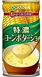 伊藤園 特濃コーンポタージュ (缶) 185g×30本