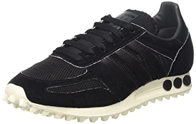competitive price b38ae a89c2 adidas Men s La Trainer Og Low-Top Sneakers, Blue, 9 UK, Black