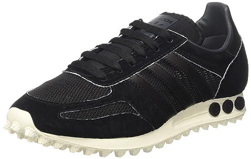 Adidas la Trainer OG, Zapatillas para Hombre, Turquesa, 43 EU, Negro (Cblack/cblack/dkgrey), 40 EU