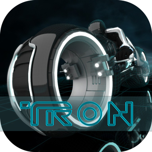 Tron Lightcycle 3D Free (Tron The Game)