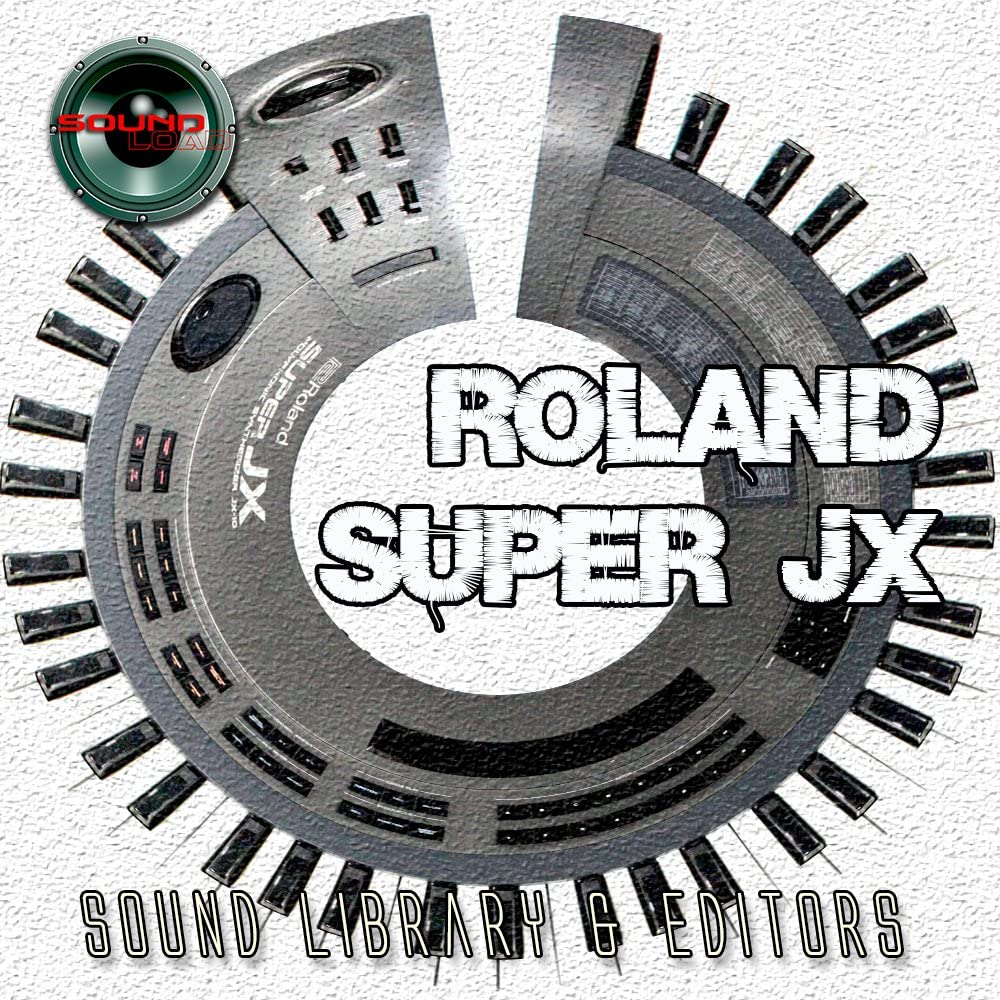 Roland Jd-990//énorme dusine et de nouveaux Cr/é/é Biblioth/èque de sons et Monteurs sur CD ou t/él/échargement