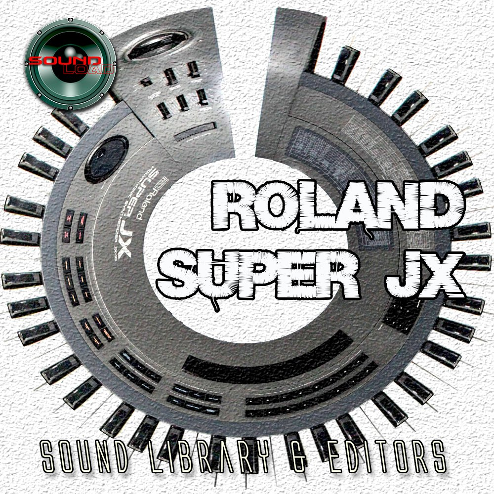 ROLAND JD-990 HUGE Original Factory and NEW Created Sound Library & Editors on CD or download by SoundLoad (Image #2)