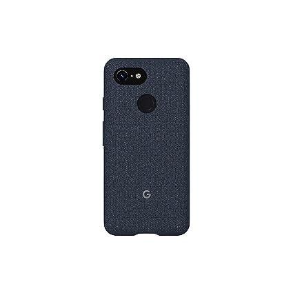 separation shoes e954f d83e7 Google Fabric Case Cell Phone Case for Pixel 3 - Indigo Fabric