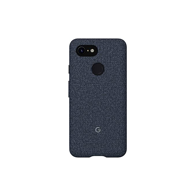 new concept 27c79 86cb0 Google Fabric Case Cell Phone Case for Pixel 3XL - Indigo Fabric