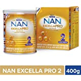 Nestle Nan Excella Pro 2 Follow Up Infant Formula - 400 g