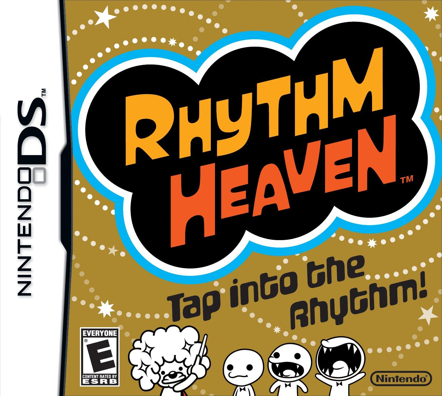 Rhythm Heaven - Nintendo DS