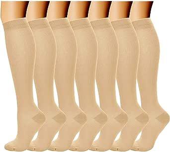 Calcetines de compresión para mujeres y hombres: los mejores para correr, deportes atléticos, crossfit