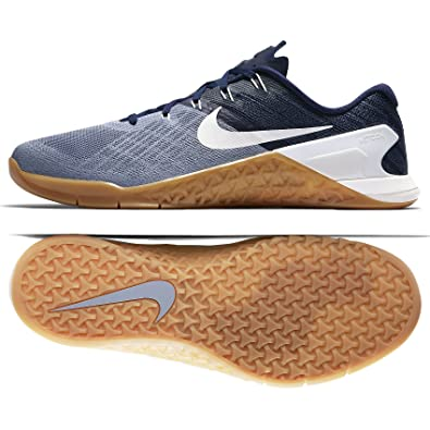 timeless design c95a0 6153b Nike Metcon 3 852928-013 Glacier Grey Sail Binary Blue Men s Training Shoes