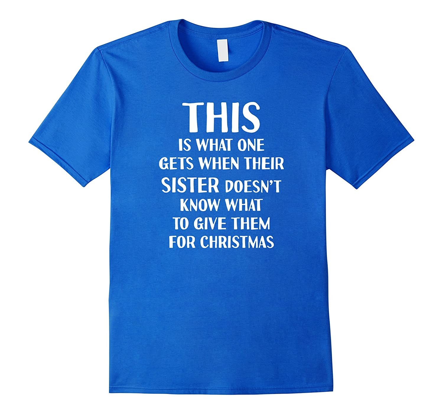 dont know what to give for christmas from sister anz - What To Give For Christmas