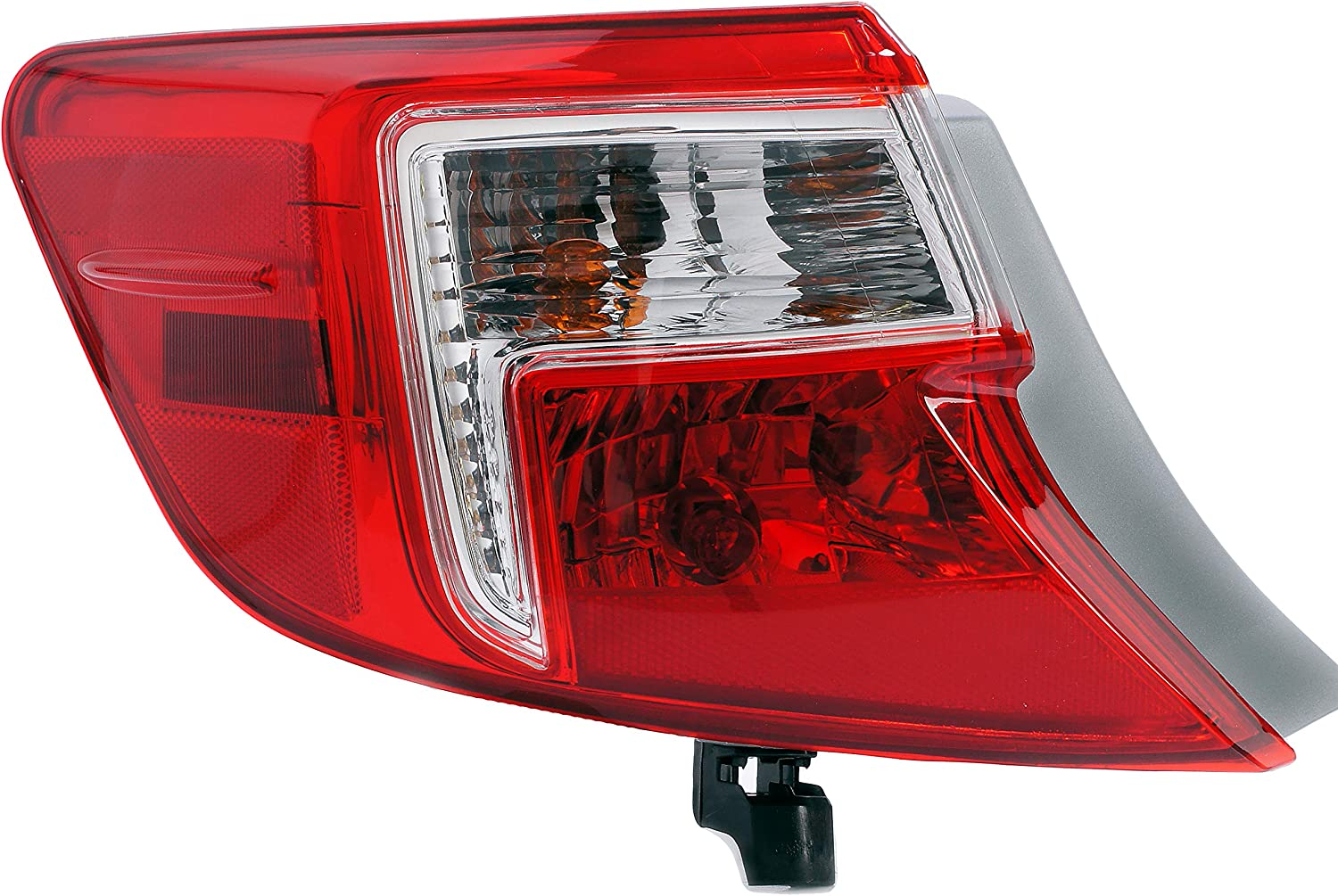 Dorman 1571446 Driver Side Tail Light Assembly for Select Toyota Models