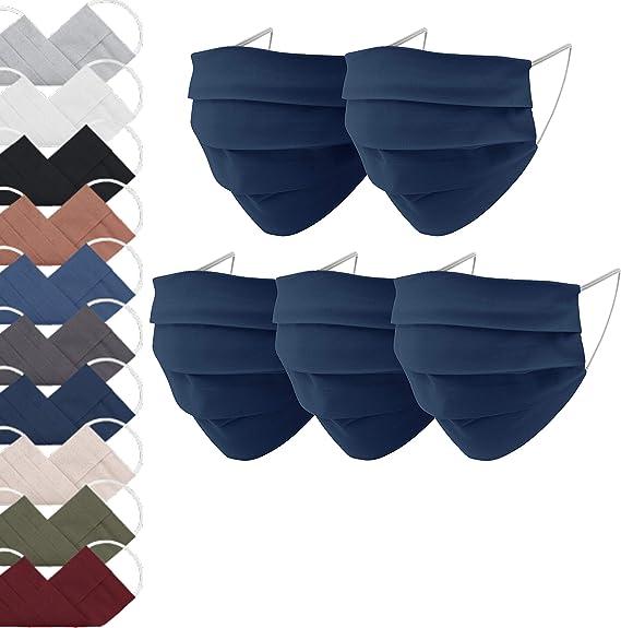 Blau 3pcs Filter Mundschutz Multifunktionstuch Motorrad Winddicht Atmungsaktiv Mundschutz Halstuch Sch/ön Atmungsaktiv Sommerschal WEXCV 1pc Face Cover