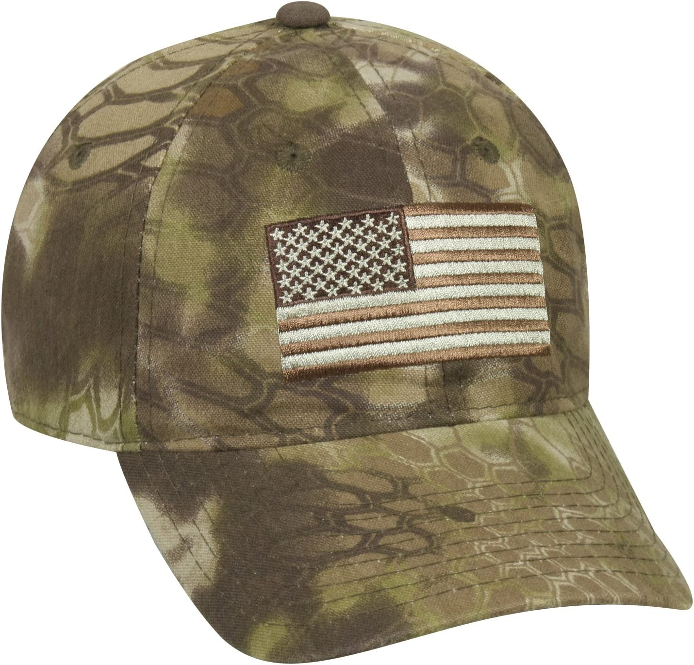 Outdoor Cap Kryptek Flag Hat Highlander