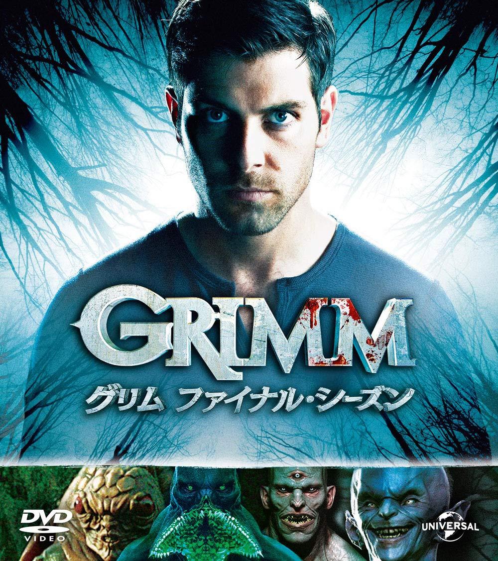 David Giuntoli - Grimm Season6 Value Pack 4 Dvd Edizione: Giappone ...