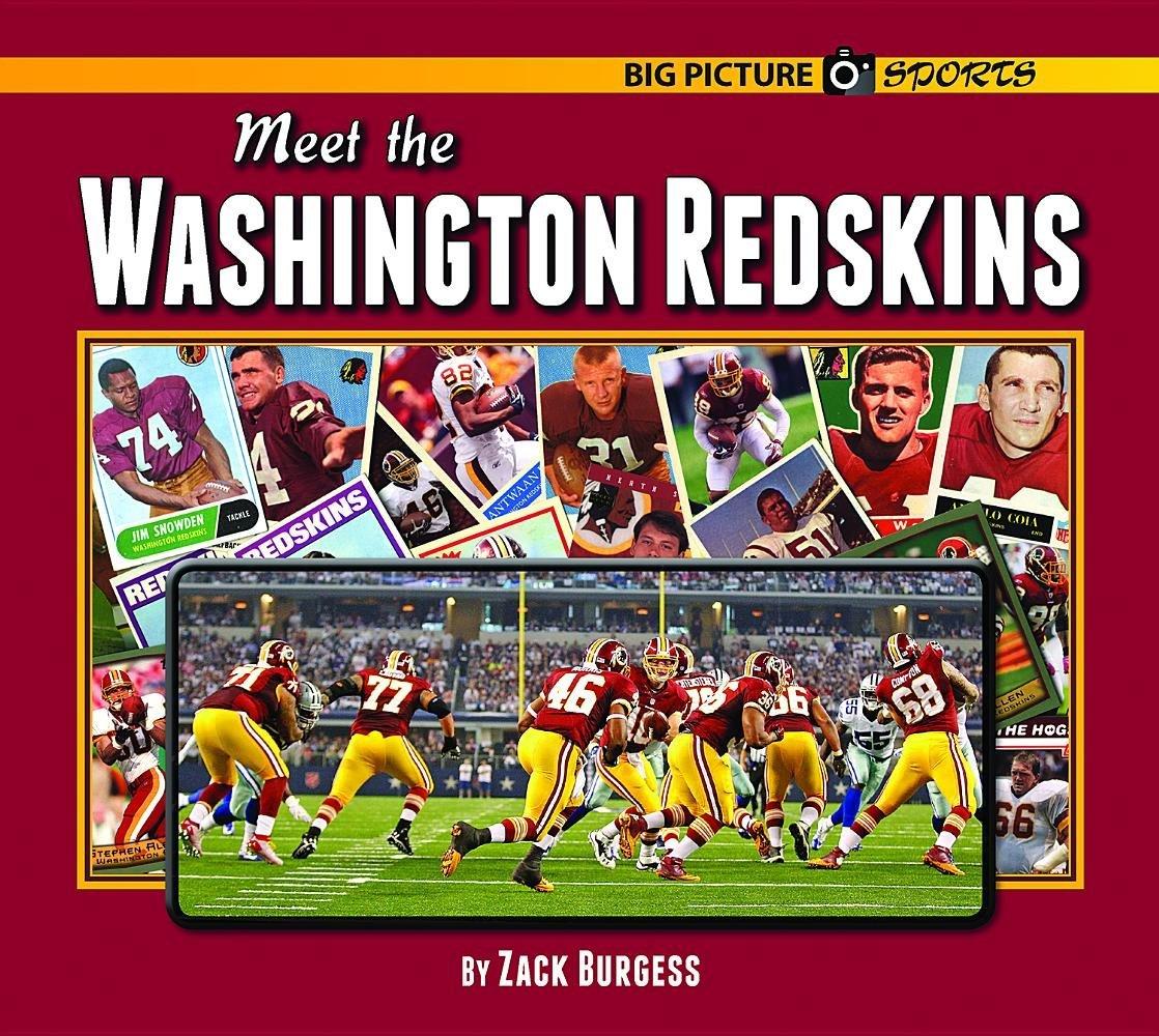 Meet the Washington Redskins (Big Picture Sports) ebook