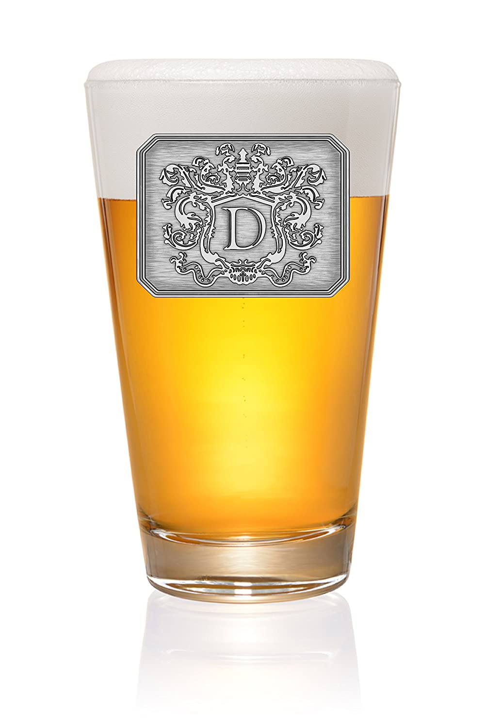 Crested Pint Glass Fine Occasion