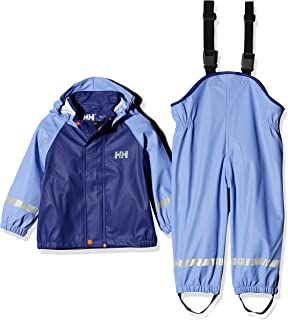 7ceb185c241 Helly Hansen Children s K Bergen Pu Rain Set