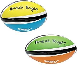 Pallone da beach rugby sport one rugby SPORTONE 704300011_Giallo