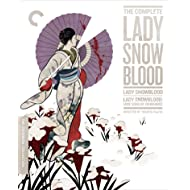 The Complete Lady Snowblood The Criterion Collection