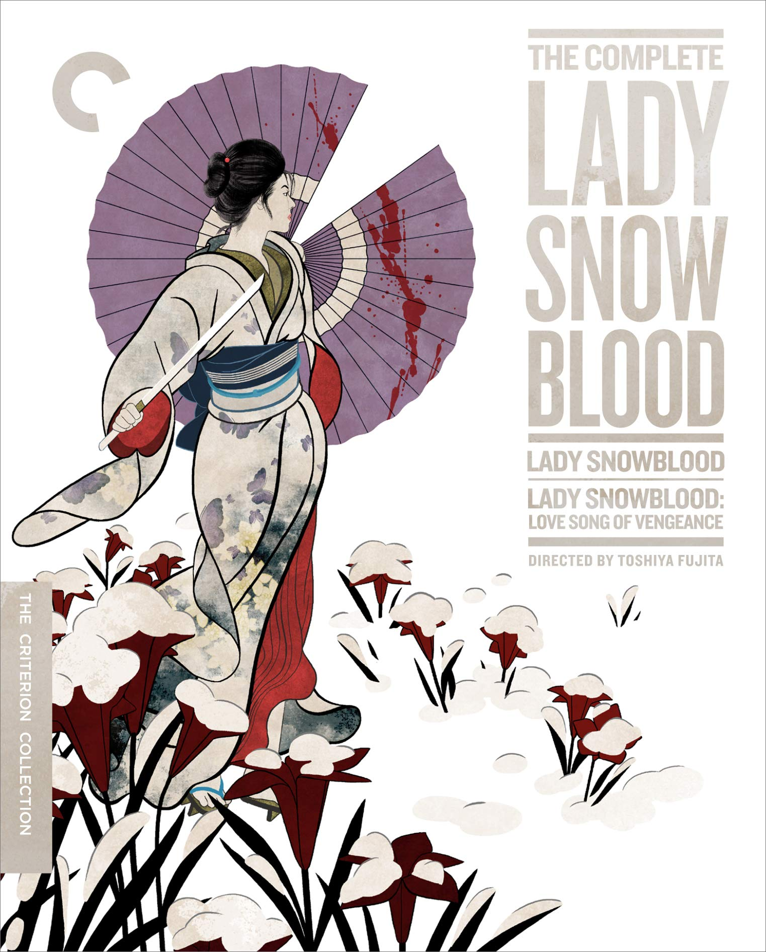 The Complete Lady Snowblood (The Criterion Collection) [Blu-ray] by Criterion