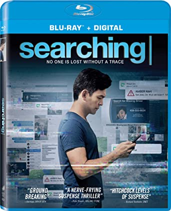 Searching (2018) 720p HEVC BluRay x265 ESubs ORG. [Dual Audio] [Hindi (Original) or English] [450MB]
